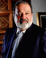 carlos slim helu first job