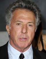 dustin hoffman first job