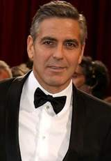 george clooney first job