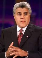 jay leno first job