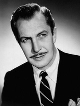 vincent price first job