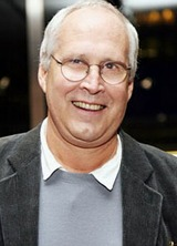 chevy chase first job