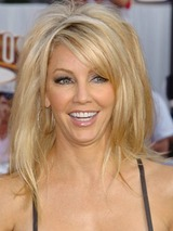 heather locklear first job