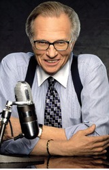 larry king before he was famous