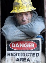 mike rowe first job