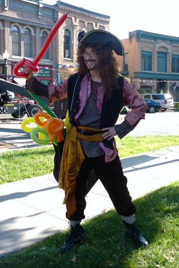 john starr pirate